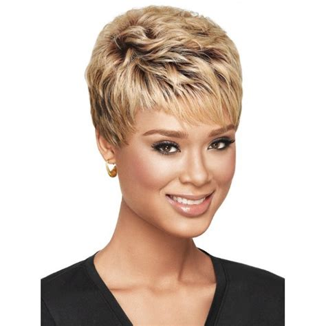 textured pixie haircut textured pixie by sherri shepherd