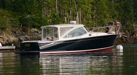 fast lobster boats downeast lobster boat builders