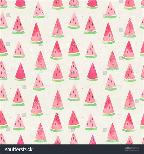 cute pattern paper seamless watercolor pattern on paper texture stock