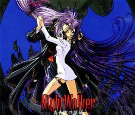 nightwalker the midnight detective nightwalker the midnight detective animated series review