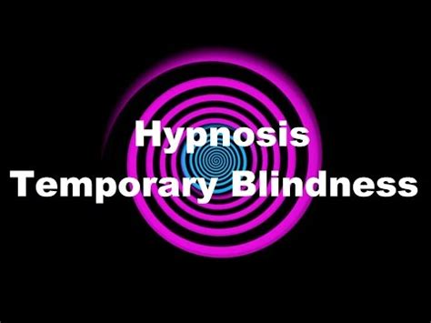 This Picture Will Make You Blind For 1 Minute hypnosis temporary blindness request daikhlo