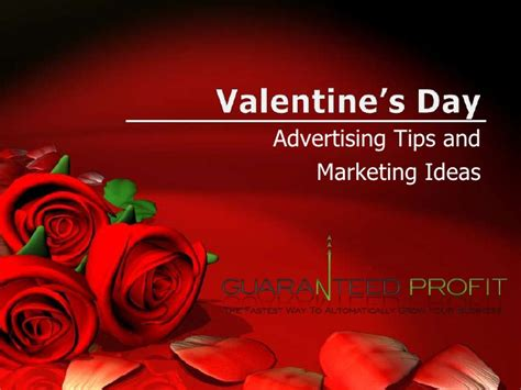 valentine s day advertising tips and marketing ideas