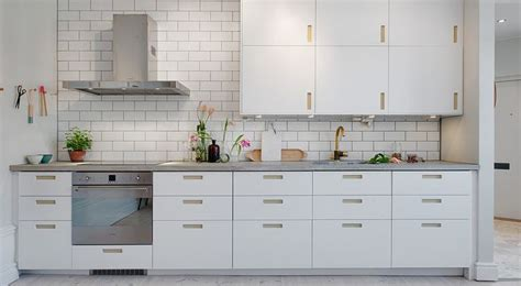 ikea kitchen ideas and inspiration pickyliving ikea kitchen with picky living hardware