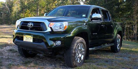 2013 Toyota Tacoma 2013 Toyota Tacoma Review