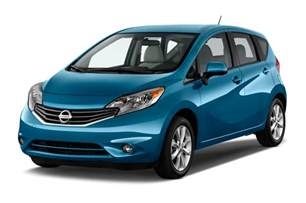 Nissan Versa 2014 Nissan Versa Note Reviews And Rating Motor Trend