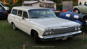 1962 Chevrolet Station Wagon Chevrolet 1962 Biscayne 4door Station Wagon The History