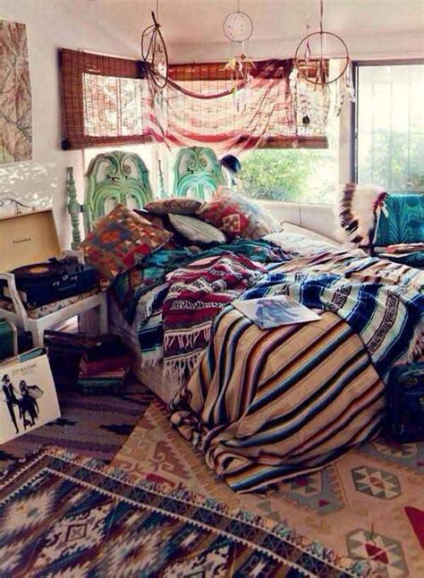 boho chic home decor 35 charming boho chic bedroom decorating ideas amazing
