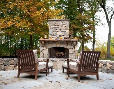 Patio Fireplace Designs 20 Modern Fireplace Design Ideas For Outdoor Living Spaces