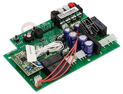 Hormann Sd5500 Garage Door Opener Circuit Board D437633 by Hormann Sd5500 Garage Door Opener Circuit Board D437633
