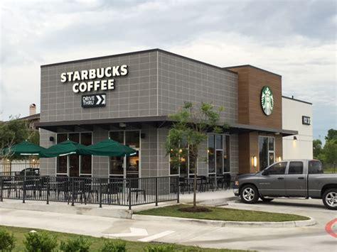 Starbucks Tx A Step Toward Starbucks Infill In Industrial Northwest