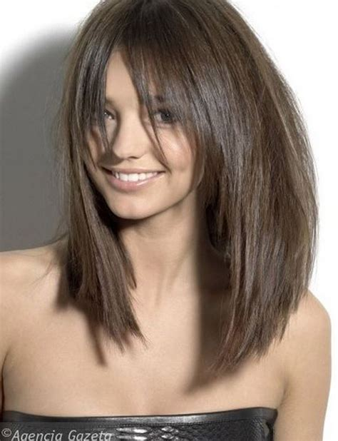 sle hair cut bob hair with bangs pictures razor layered haircuts with bangs black