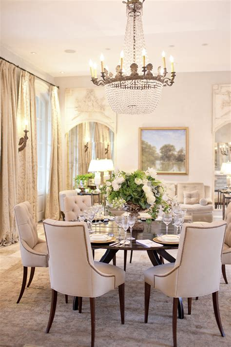 elegant dining room an elegant understated dining room i like the sitting