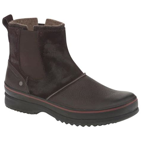 mens sorels winter boots sorel s ellesmere winter boot