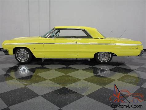 yellow paint sles bright vibrant yellow paint complete new a c system 283ci with a 700r4 trans