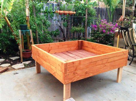 garden planter boxes how to build raised garden planter boxes image mag