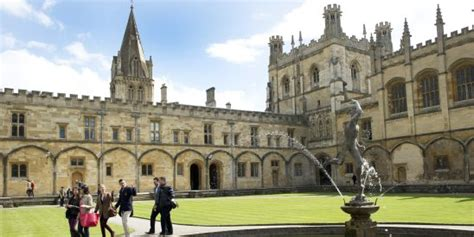 Oxford Mba Gmat Range by Of Oxford S Said Business School