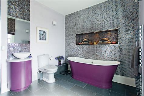 Combined Bath And Shower en suite bathrooms gallery real homes