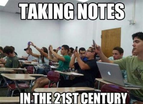 Meme Notes - a dal guide to taking notes in class