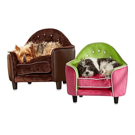 bed bath and beyond dog bed enchanted home pet ultra plush headboard pet beds bed