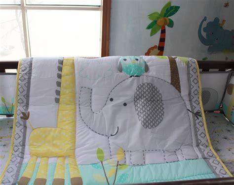 Elephant And Giraffe Crib Bedding Giraffe Crib Sets Reviews Shopping Giraffe Crib Sets Reviews On Aliexpress