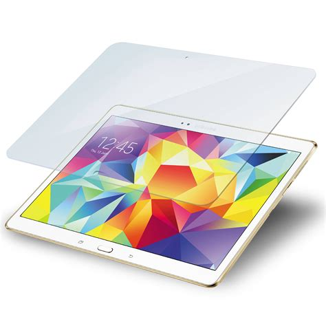 Tempered Glass Tab For Zenpad C Z170cg roocase glacial tempered glass screen rc galx tab s 10 5 tg018