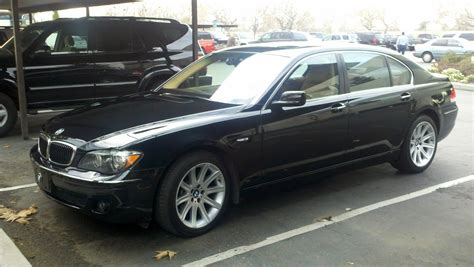 2006 Bmw 750i 2006 Bmw 7 Series Pictures Cargurus