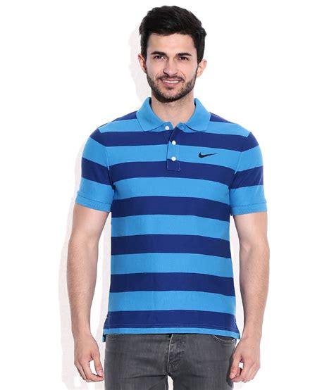 Polo Tshirt Nike Bluetopi nike blue polo t shirt buy nike blue polo t shirt