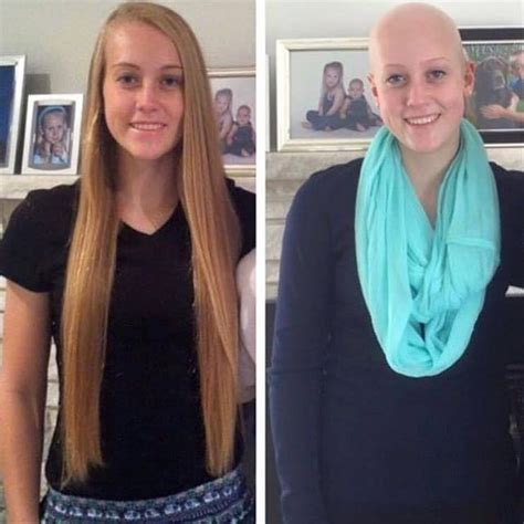 women buzz cut before and after 17 best images about before and after on pinterest