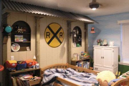 train bedroom decor kids room ideas trains design dazzle