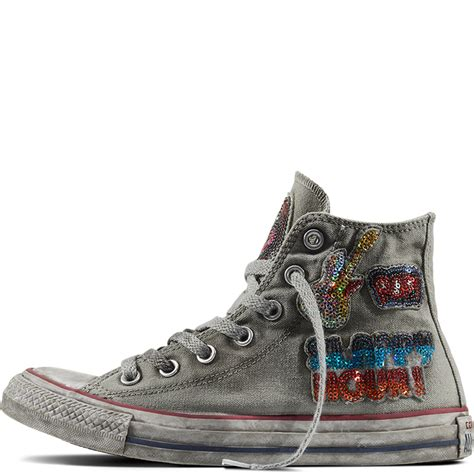 Patchwork Converse - chuck all patchwork converse gb