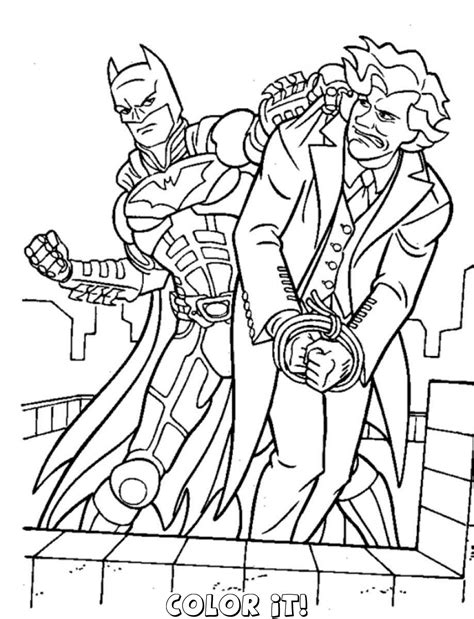 batman enemies coloring pages super hero coloring batman coloring pages and pictures