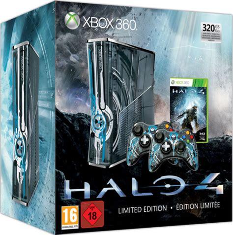 halo 4 360 console halo 4 xbox 360 320gb console limited edition