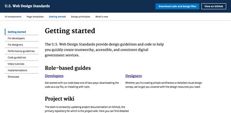 web layout design standards style guides as products sparkbox web design and
