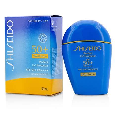 Shiseido Uv Protector shiseido uv protector wetforce spf 50 pa fresh