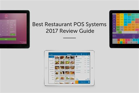 best restaurant pos systems best restaurant pos systems 2017 review guide