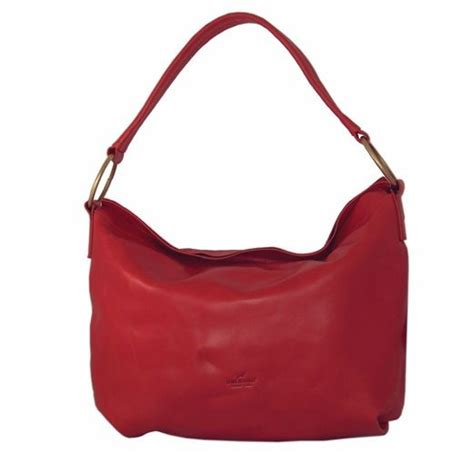 Handmade Leather Handbags Uk - auchamo italian leather handbag
