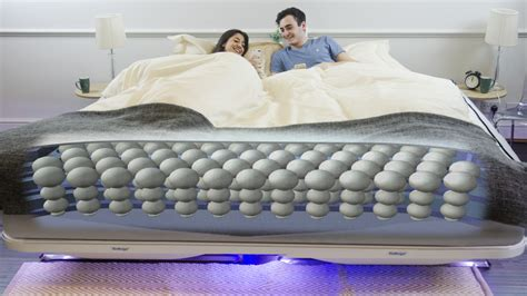 keep cool at with an air conditioned mattress morrowtech