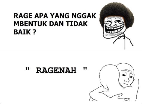 Or Question Indonesia Komik Meme Curan Indonesia Troll Question Rage Part 1