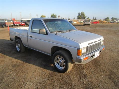 nissan pickup 1987 1987 nissan mini pickup truck