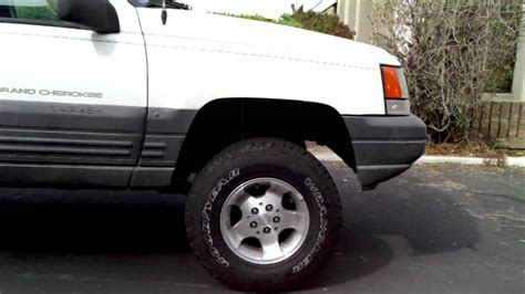 Jeep Zj Lift Kit Zj Jeep Grand Lift Kit With New Coil Springs And