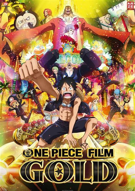 keanehan film one piece kaz 201 anime night one piece gold