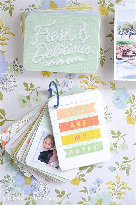 themes for photo albums best scrapbooking ideas for mini albums the perfect diy