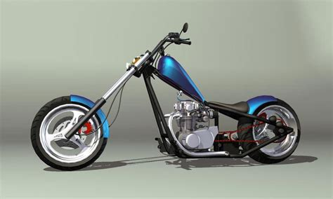 Software For Building Design yamaha chopper project design