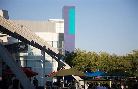 office california offers glimpse inside california googleplex headquarters daily mail