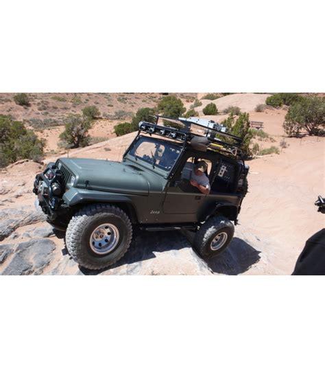 Jeep Gobi Roof Rack by Jeep Yj 86 95 183 Ranger Rack 183 Multi Light Setup Gobi Racks