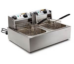 electric fryers chef commercial electric fryer 20l