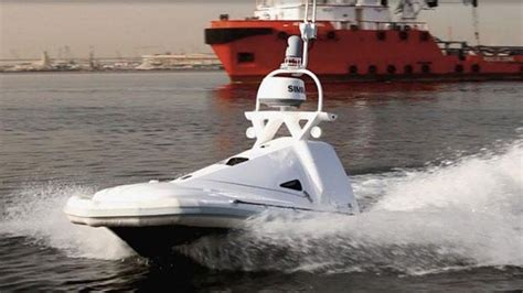 Drone Buat drone boat could boost superyacht security boat international