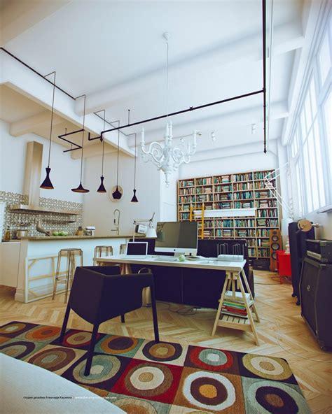 white studio apartments amazing white compact studio apartment design cool
