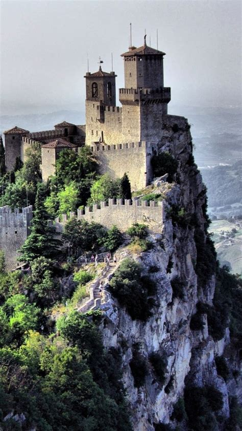 cliff castles and cave dwellings of europe classic reprint books san marino landscape castle cliff houses buildings