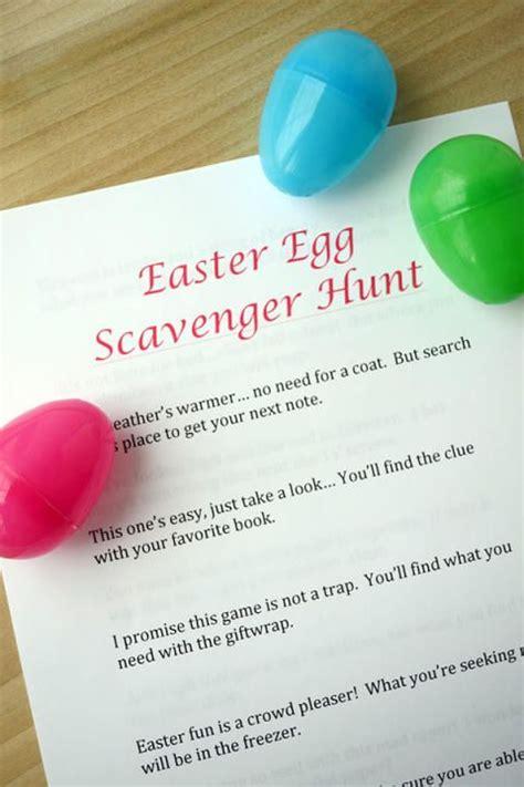 easter scavenger hunt best 25 easter scavenger hunt ideas on pinterest